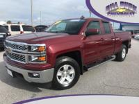 One owner, GM Certified new Chevrolet trade-in!! This
