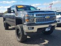 Form meets function with the 2015 Chevrolet Silverado