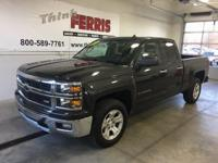 Options:  2015 Chevrolet Silverado 1500 Lt|**Z71 On-Off