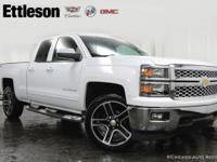 Options:  2015 Chevrolet Silverado 1500 4Wd Double Cab