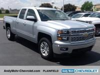 New Price!  Chevrolet Silverado 1500  Clean CARFAX.