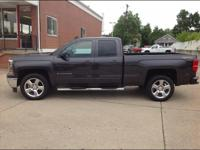Options:  2015 Chevrolet Silverado 1500 Lt|Double Cab