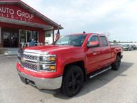 Options:  2015 Chevrolet Silverado 1500 Mighty And