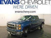 GM Certified!! 2LT Package!! Double Cab!! Z71 Package!!