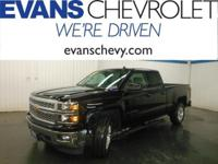 LT Package!! 5.3L V-8!! Four Wheel Drive!! All Star