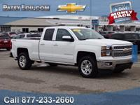 2015 Silverado 1500 LT!!! CLEAN CARFAX ONE