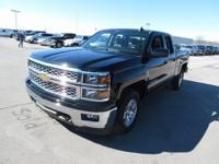 Extended Cab! 4WD!  You won't find a better truck