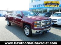 CERTIFIEDCarfax One Owner 2015 Chevrolet Silverado 1500
