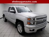 2015 Chevrolet Silverado 1500 LT ** ACCIDENT FREE TITLE