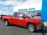 One Owner Trade from Lewiston! This Double Cab LT
