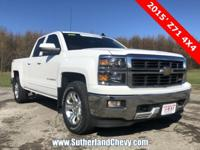 VERY NICELY EQUIPPED WITH THE POPULAR LT PACKAGE, Z71