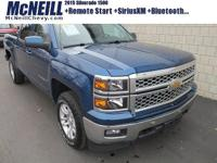 New Price! This 2015 Chevrolet Silverado 1500 LT in