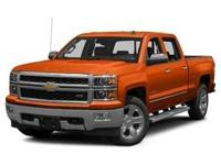 Take command of the road in the 2015 Chevrolet