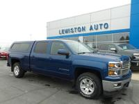 One Owner Trade from St. Charles! This Crew Cab LT