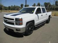 2015 CHEVROLET SILVERADO. Here is a super clean pick-up