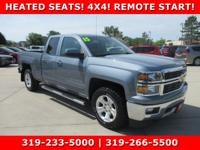 EXTENDED CAB !! LT2 !! Z71 !! TOW !! LOCAL TRADE!,