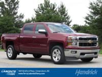 EPA 23 MPG Hwy/16 MPG City! CARFAX 1-Owner, GREAT MILES