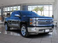 This Chevrolet Silverado 1500 is Certified Preowned!