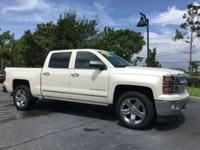 CARFAX One-Owner. Clean CARFAX. Certified. White