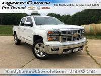 Options:  2015 Chevrolet Silverado 1500 Ltz|Summit