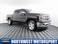 Clean Carfax Truck with Backup Camera!  Options: