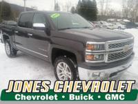 This 2015 Chevrolet Silverado 1500 LTZ will sell fast