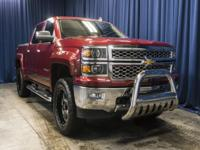 One Owner Clean Carfax 4x4 Lifted Truck with Bose