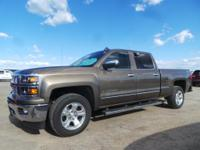 Options:  2015 Chevrolet Silverado 1500 Ltz|Bronze