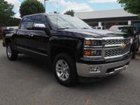 GM Certified * 1-Owner * LTZ * 4WD * Heated & Cooled