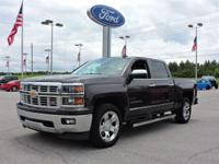 WOW this 2015 Chevrolet Silverado 1500 LTZ with the