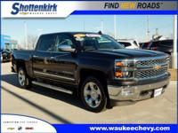 Options:  2015 Chevrolet Silverado 1500 Ltz|4X4 Ltz 4Dr