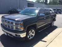This 2015 Chevrolet Silverado 1500 is a real winner
