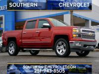 Southern Chevrolet is honored to offer this dependable