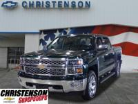 2015+Chevrolet+Silverado+1500+LTZ+In+Rainforest+Green+M