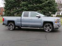 Options:  2015 Chevrolet Silverado 1500 Ltz|Blue/|V8
