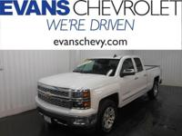 GM Certified!! LTZ Package!! Double Cab!! 5.3 Liter V-8