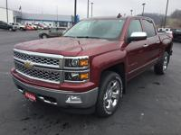 This Chevrolet Silverado 1500 has a strong Gas/Ethanol