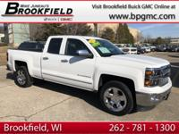 Chevrolet Certified Pre-owned, Clean CARFAX, One Owner,
