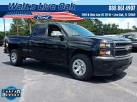 CARFAX One-Owner. 2015 Silverado 1500 Chevrolet Clean