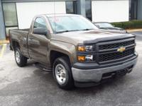 PRICED BELOW MARKET! THIS SILVERADO 1500 WILL SELL