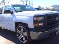CARFAX 1-Owner. EPA 24 MPG Hwy/18 MPG City! Work Truck