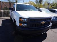 2015 Chevrolet Silverado 1500 WT  6-Speed Automatic
