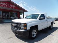 Options:  2015 Chevrolet Silverado 1500 Power Is Yours