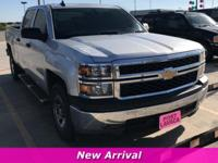CARFAX One-Owner. Silver Ice Metallic 2015 Chevrolet