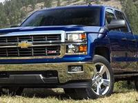 2015 Chevrolet Silverado 1500 Double Cab with Automatic