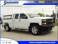 Options:  2015 Chevrolet Silverado 1500 Work Truck|4X2