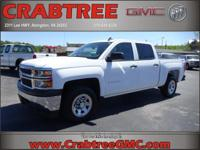 Options:  2015 Chevrolet Silverado 1500 Work Truck|4X4