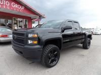Options:  2015 Chevrolet Silverado 1500 Lifted! Power