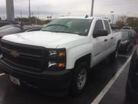 GM Certified, 4D Double Cab, EcoTec3 5.3L V8, 6-Speed