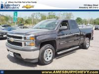 ONE OWNER, 4 WHEEL DRIVE, CLEAN AUTO CHECK REPORT,